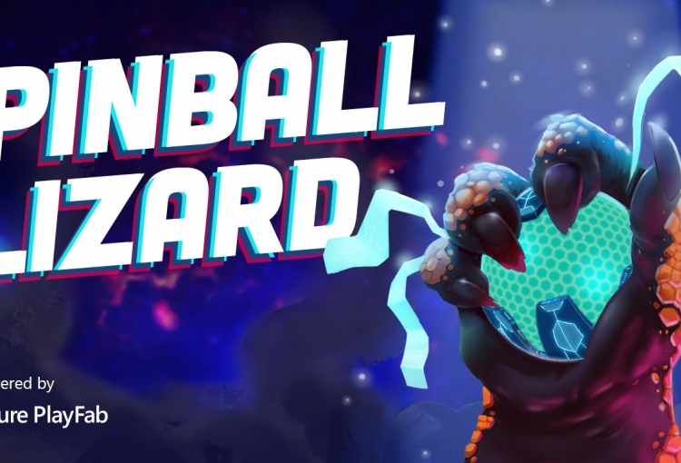Pinball Lizard Game